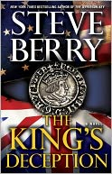 The King's Deception by Steve Berry: Book Cover