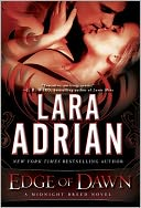 Edge of Dawn (Midnight Breed Series #11) by Lara Adrian: Book Cover