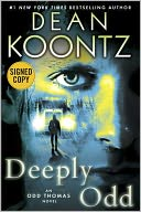Deeply Odd (Signed Edition) by Dean Koontz: Book Cover