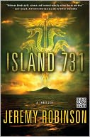 Island 731 by Jeremy Robinson: Book Cover