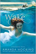 Wake (Watersong Series #1) by Amanda Hocking: Book Cover