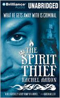 The Spirit Thief (Legend of Eli Monpress Series #1) by Rachel Aaron: CD Audiobook Cover