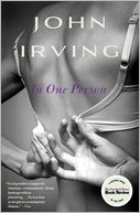 In One Person by John Irving: Book Cover