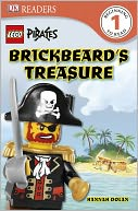 Brickbeard's Treasure (LEGO Pirates) by Hannah Dolan: Book Cover