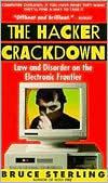 The Hacker Crackdown by Bruce Sterling: Book Cover