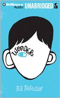 Wonder by R. J. Palacio: Audiobook Cover