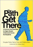 The Path to Get There by Douglas Fisher: Book Cover