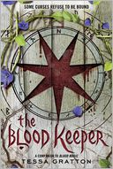 The Blood Keeper by Tessa Gratton: Book Cover