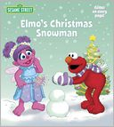 Elmo's Christmas Snowman (Sesame Street) by Naomi Kleinberg: Book Cover