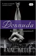 Desnuda (Naked) by Raine Miller: Book Cover