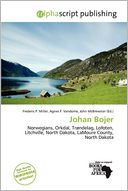 Johan Bojer by Miller Frederic P.: Book Cover