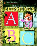 Richard Scarry's Chipmunk's ABC by Roberta Miller: NOOK Book Cover