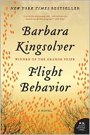 Flight Behavior by Barbara Kingsolver: Book Cover