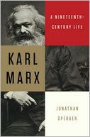 Karl Marx by Jonathan Sperber: Book Cover