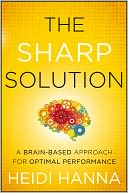 The Sharp Solution by Heidi Hanna: NOOK Book Cover