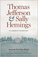 Thomas Jefferson and Sally Hemings by Annette Gordon-Reed: NOOK Book Cover