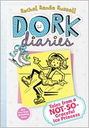 Tales from a Not-So-Graceful Ice Princess (Dork Diaries Series #4) by Rachel Renée Russell: Book Cover