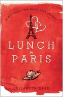 Lunch in Paris by Elizabeth Bard: Book Cover
