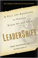 LeaderShift by Orrin Woodward: Book Cover