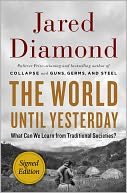 The World Until Yesterday by Jared Diamond: Book Cover