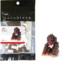 Nano Block Mini Baboon by OHIO ART: Product Image