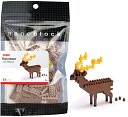 Nano Block Mini Reindeer by OHIO ART: Product Image