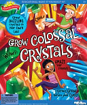 Grow Colossal Crystals by Poof-Slinky: Product Image