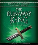 The Runaway King (Ascendance Trilogy Series #2) by Jennifer A. Nielsen: CD Audiobook Cover