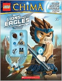 LEGO Legends of Chima by Scholastic: Book Cover