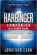 The Harbinger Companion with Study Guide by Jonathan Cahn: Book Cover