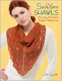 Sock-Yarn Shawls by Jen Lucas: Book Cover