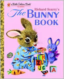 The Bunny Book by Patricia M. Scarry: NOOK Kids Cover