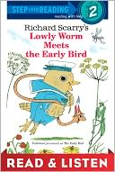 Lowly Worm Meets the Early Bird by Richard Scarry: NOOK Kids Read to Me Cover