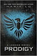 Prodigy (Legend Series #2) by Marie Lu: Book Cover
