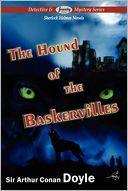 The Hound of the Baskervilles by Arthur Conan Doyle: Book Cover