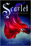 Scarlet by Marissa Meyer: NOOK Book Cover