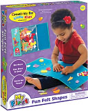 My First Fun Felt Shapes by Faber-Castell USA: Product Image