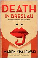 Death in Breslau by Marek Krajewski: Book Cover