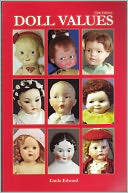 Doll Values by Linda Edward: Book Cover
