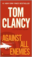 Against All Enemies by Tom Clancy: NOOK Book Cover