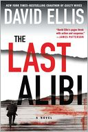 The Last Alibi by David Ellis: Book Cover