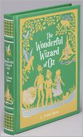 The Wonderful Wizard of Oz (Barnes &amp; Noble Leatherbound Classics) by L. Frank Baum: Book Cover