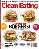 Clean Eating by Robert Kennedy Publishing: NOOK Magazine Cover