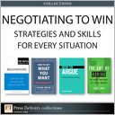Negotiating to Win by Richard Templar: NOOK Book Cover