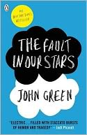 Fault in Our Stars by John Green: Book Cover