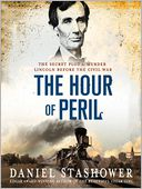 The Hour of Peril by Daniel Stashower: Audio Book Cover