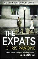 Expats by Chris Pavone: Book Cover