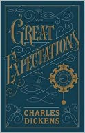 Great Expectations (Barnes & Noble Leatherbound Classics) by Charles Dickens: Book Cover
