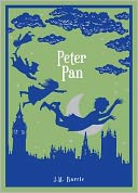 Peter Pan (Barnes &amp; Noble Leatherbound Classics) by J. M. Barrie: Book Cover