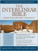 The Interlinear Bible New Testament by David Townsley: Book Cover